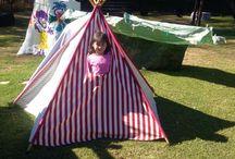 Kids houses / Fun hide aways for kids