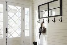 Entryways and Foyers / by Denise {First a Dream}