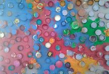 Recycling crafts for kids / Easy recycling kids art