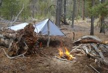 Camping and Outdoor / Handy dandy outdoor and camping skills.
