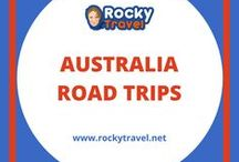 Australia Road Trips / The best Australia Road Trips for the solo traveller and all those who love to explore Australia independently. From how to pack for a road trip to how to plan a road trip around Australia and how to choose your vehicle and the destinations. #roadtrips #roadtripsaustralia #australiaroadtrips