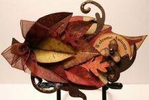 Cardzzz...Autumn / by Cat o phile