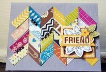 Cardzzz...Chevrons / by Cat o phile