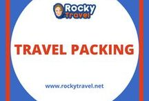Travel Packing / Tips and ideas on how to pack for travel. How to learn to pack wisely and light according to your destination and activities. From outdoor to cultural travel, here you find all what you need to create your own packing list.  #packinglist #packingcheckinglist #packinglight #packfortravel #travelpackingtips