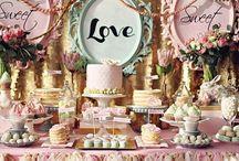 WeDDiNG & SHoWeR iDeaS / Ideas for Rhiannon's wedding shower and wedding.