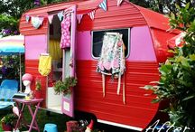 CaMPeR, iF i HaD oNe / If I had a camper I would want something like this!