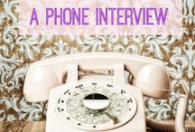 Phone Interviews / Mastering the phone interviews and moving your job search forward!