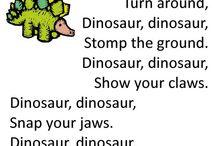Preschool songs and poems / Kids songs