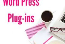 Best Word Press  Plug-Ins / Jilleysue's Favorite Word Press Plugs and Tools for your Blog