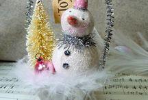 SNoWMeN / Sweet Snowmen