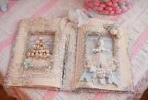 aLBuMS & JouRNaLS / Handmade albums and journals