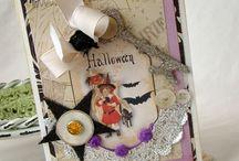CaRDS~HaLLoWeeN / Halloween Cards