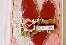 CaRDS~VaLeNTiNeS / Valentine's Day Cards