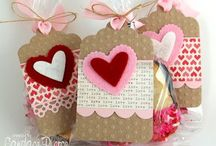 TaGS~VaLeNTiNeS / Valentine's Day Tags