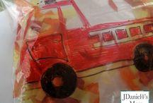 Safety crafts / Preschool safety activities