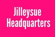 Jilleysue, LLC Headquarters / What every glambitious office space should look like. Only a GIRLBOSS Environment createss a true GIRLBOSS