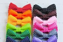 Bows / Who doesn't need help making bows of all kinds / by Olivia Fisk
