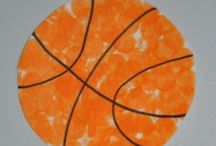Sports crafts for children / Sports art and crafts for preschoolers