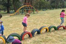 Gross motor skills for young children
