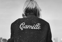 Camille Rowe <3