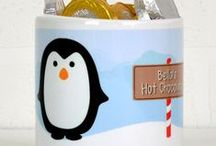 Hug in a mug / Winter warming drinks recipes for all the family