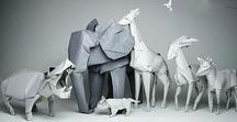 o r i g a m i / All things origami... tutorials, inspiration and awesome paper art work!