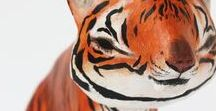 p a p e r . m a c h e / Paper mache madness! Tips, tutorials and inspirational artwork.