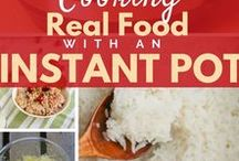 ! Instant Pot Pressure Cooking
