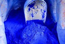 Cobalt / Bright Blue color scheme