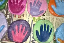 Salt dough crafts / Preschool salt dough crafts