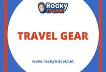 Travel Gear / All about travel gear from technical gadgets to luggage. bags and backpacks for your travels. From airtravel to outdoor adventures to short getaways, here you find the best reviews and information about technical devices as well as bags and travel daypacks. #travelbag #carryons #cabinbags #wheeledbags #luggage #gear #apps