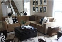 Inspiration - Living Room / by Michelle