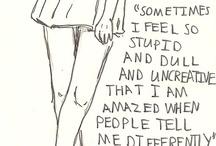 Quotes / by Katie Scott