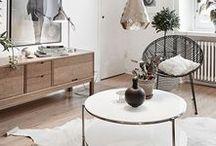 Home Inspiration / Mes inspirations de décoration d'intérieure