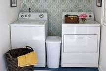 Inspiration - Laundry Room / by Michelle