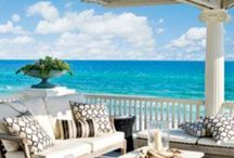 { beach cottage } / Coastal living / by Summertime Cottage