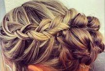 hairstyles i love! / by Emma Christensen