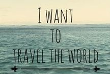 I caught the travel bug / by Jessica Margo