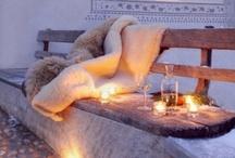 ★ Warm & Cozy ★ / Ik hou van warmte en gezelligheid  / by ★Akkie★