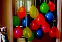 Balloons / by Tracey Bland