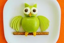 Fun Foods for Willow / by Tracey Bland