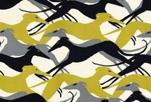 Fabrics / by Liz Hundleby