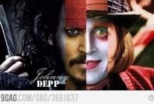 Johnny Depp (: