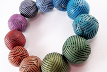 Polymer Clay Beads / by Liz Hundleby