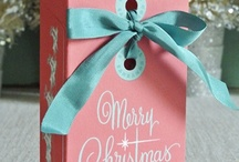 Holiday Crafting & Gifts / by Lynne Wolters