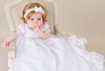 Christening Gowns for Girls / {gorgeous Christening gowns from One Small Child for your precious little one's religious debut} / by One Small Child
