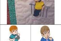 People / Machine Embroidery Designs