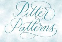 Pitter Patterns / Repeat. And repeat.