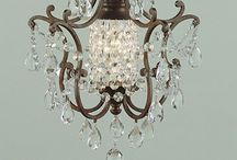 { chandeliers } / Glitzy twinkle sparkle ..... / by Summertime Cottage