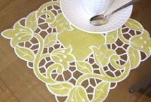 Free Standing Lace, Cut Work, Embossed, Smocking, Wing Needle and Fringe Designs / Machine Embroidery Designs